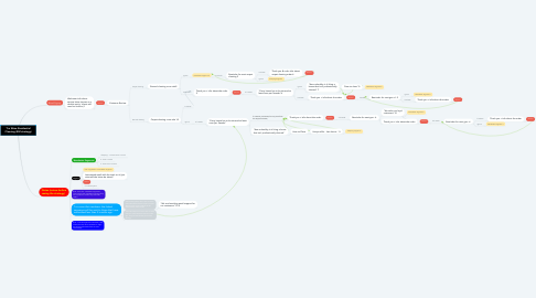 Mind Map: Tru Shine Residential Cleaning (EM strategy)
