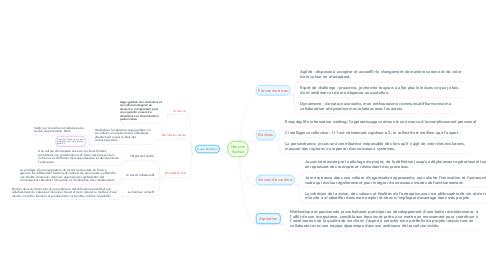 Mind Map: Meryme Rachad