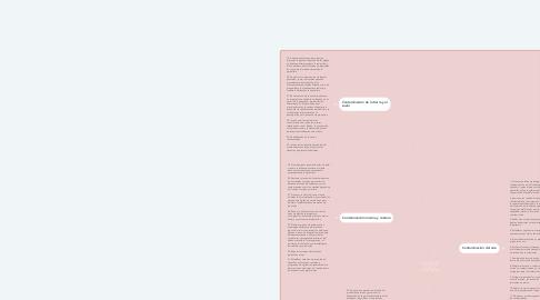 Mind Map: 50 TECNICAS DE REDUCCION DE NIVELES DE CONTAMINACION