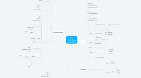 Mind Map: Sistema de Administración del Aprendizaje: es una aplicación instalada en un servidor para administrar, distribuir y controlar actividades de formación.