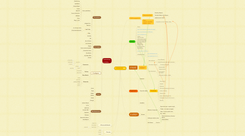 Mind Map: INDIGNADOS