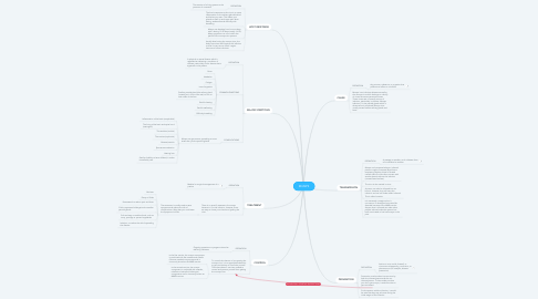 Mind Map: MUMPS