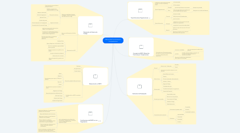 Mind Map: Manual de Funciones por Competencias
