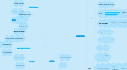 Mind Map: EL NUEVO PROCESO PENAL