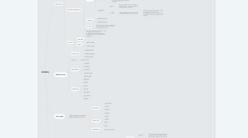 Mind Map: CERÁMICA