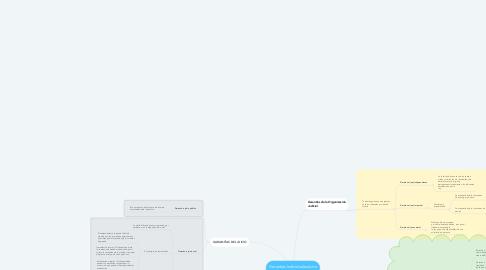 Mind Map: Garantías Individuales Ante la Persecución Penal
