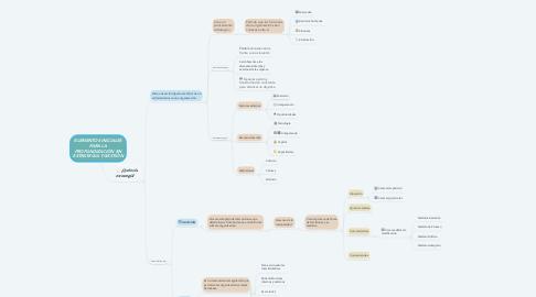 Mind Map: ELEMENTOS INICIALES PARA LA PROFUNDIZACIÓN EN ESTRATEGIA Y GESTIÓN