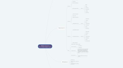 """Mind Map: Трафик-стратегия """"Финансовая грамотность"""""""