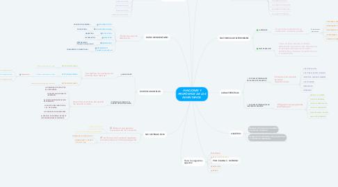 Mind Map: FUNCIONES Y PROPÓSITOS DE LOS INVENTARIOS.