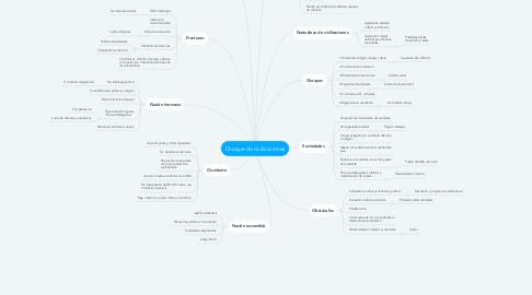 Mind Map: Choque de civilizaciones
