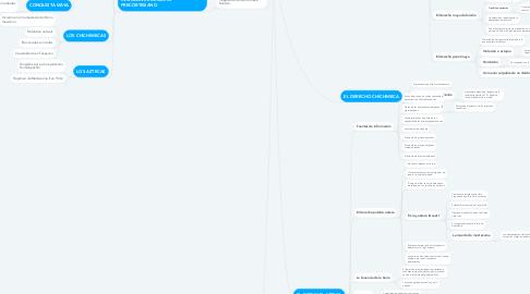 Mind Map: EL DERECHO PRECORTESIANO