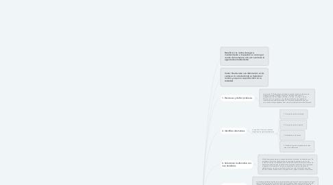 Mind Map: JC Distribuciones