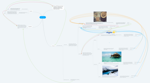 Mind Map: Mr. Travel