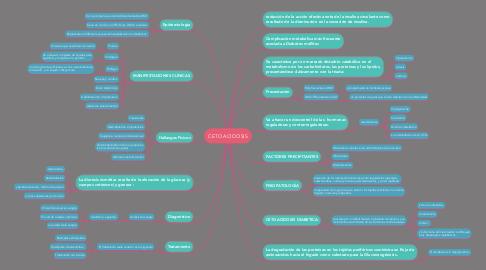 Mind Map: CETOACIDOSIS