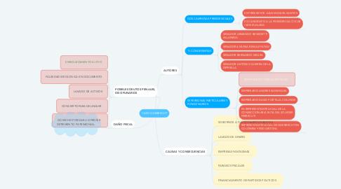 Mind Map: CASO ODEBRECHT
