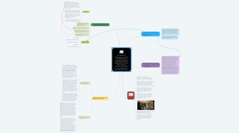 Mind Map: The theories of collaboration may differ but looking at the similarities show strong skills gained through collaboration that can be used to improve curriculum development and why collaboration is key to education today.