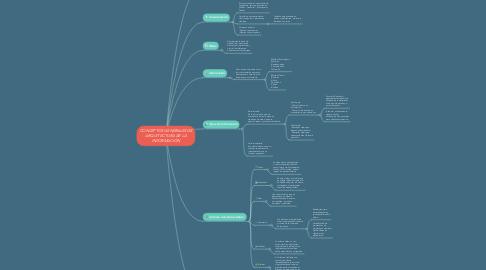 Mind Map: CONCEPTOS GENERALES DE ARQUITECTURA DE LA INFORMACIÓN