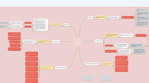 Mind Map: Mecanismos de participacion ciudadana (hecho por sebastian fox sierra)