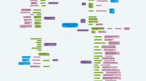 """Mind Map: GESTIÓN DE LA CALIDAD """"OCÉANO AZUL"""""""