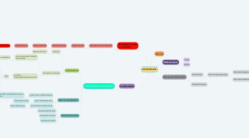 Mind Map: MOTRICIDADE