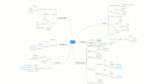 Mind Map: iShiatsu