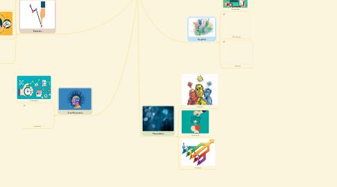 Mind Map: Mitos sobre las TIC´S