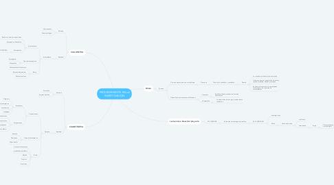 Mind Map: PROCEDIMIENTO EN LA INVESTIGACION