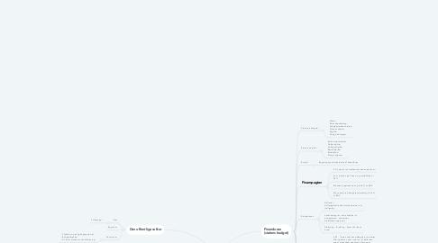 Mind Map: Det politiske system