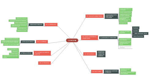 Mind Map: LS GROUP