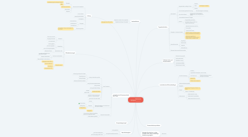 Mind Map: Stakeholder Leitungsteam