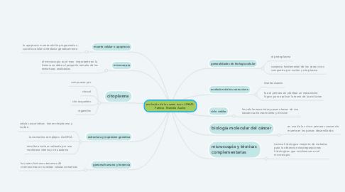 Mind Map: evolución de los seres vivos -UNAD- Patricia  Marcela Audor