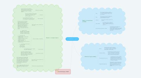 Mind Map: contabilidad y costos