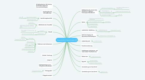 Mind Map: Reproduktive Gerechtigkeit