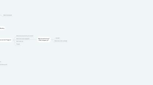 Mind Map: Opdracht Gerobotiseerde Scheepsbouw Aspecten