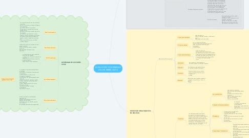 Mind Map: EVOLUCIÓN Y DIVERSIDAD DE LOS SERES VIVOS