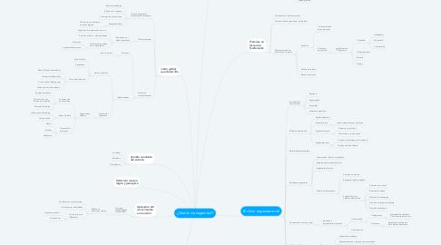 Mind Map: ¿Qué es management?
