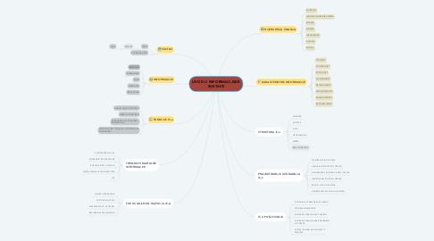 Mind Map: UVOD U INFORMACIJSKE SUSTAVE