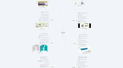 Mind Map: Tipos de lectura académica