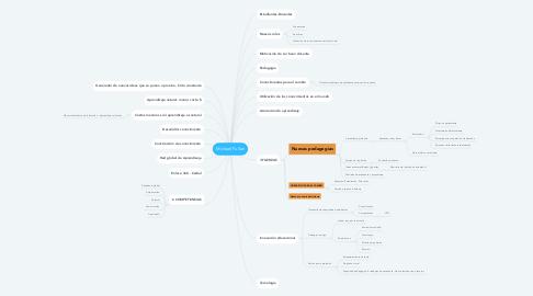 Mind Map: Michael Fullan