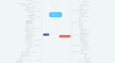 Mind Map: Wonderschool - сеть программ дошкольного образования