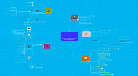Mind Map: Analyse de la plateforme DOKEOS 2.1 version open source