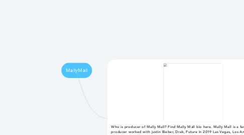 Mind Map: MallyMall