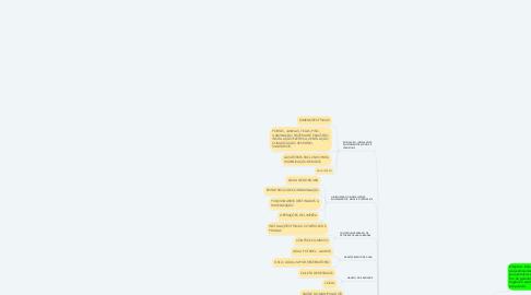 Mind Map: RDC 216/2004 Regulamento Técnico de Boas Práticas para Serviços de  Alimentação.