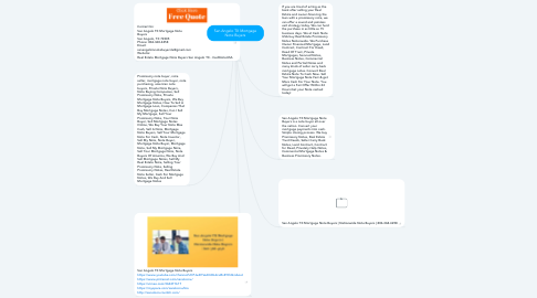 Mind Map: San Angelo TX Mortgage Note Buyers