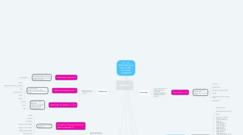 Mind Map: – SE - AC -  SETOR ESPECIAL DA AV. PRES. AFFONSO CAMARGO