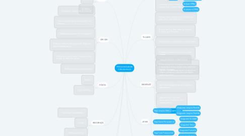 Mind Map: PENGANGGARAN PERUSAHAAN