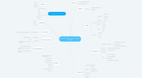 Mind Map: Plastic Electromechanic Company ANGERS