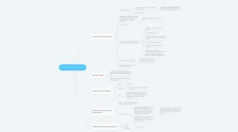 Mind Map: FUNDACIÓN COLTEJER.