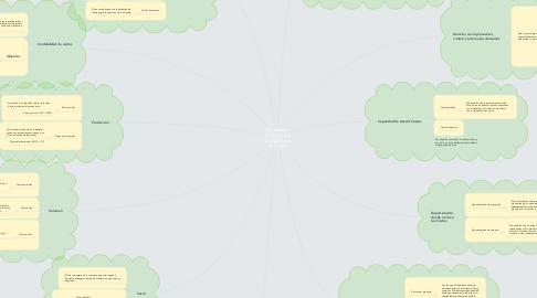 Mind Map: Naturaleza y Alcance de la Contabilidad de Costos