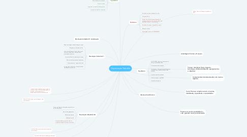 Mind Map: Organização Trabalho